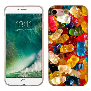 Apple iPhone 7 Gummy Bears Phone Cases