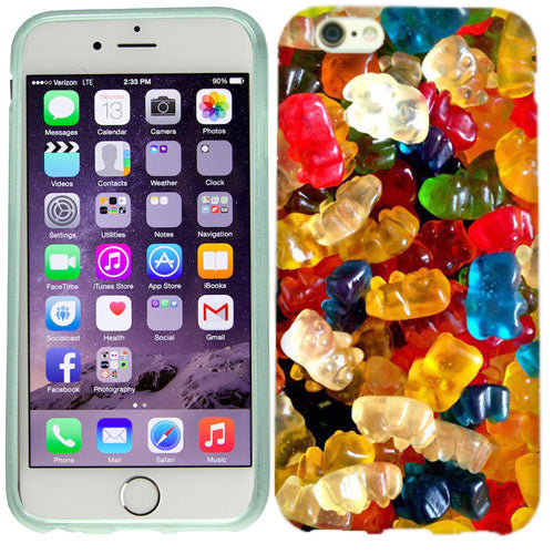 Apple iPhone 6s Plus Gummy Bears Case Cover