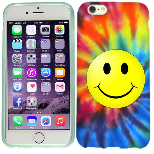 Apple iPhone 6s Plus Hippy Happy Case Cover