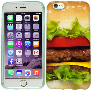 Apple iPhone 6s Hamburger Case Cover