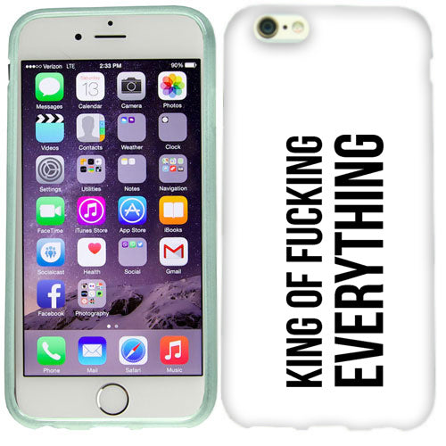 Apple iPhone 6s King of Everything Case Cover