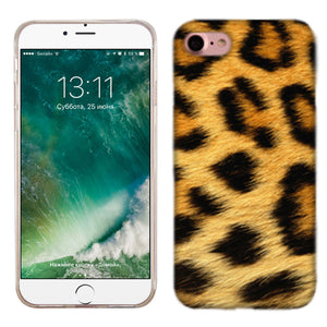 Apple iPhone 7 Leopard Design Phone Cases