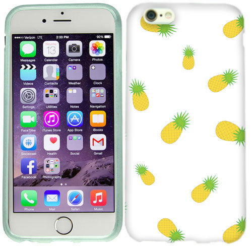 Apple iPhone 6s Plus Little Pineapples Case Cover
