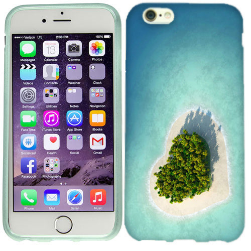Apple iPhone 6s Love Island Case Cover