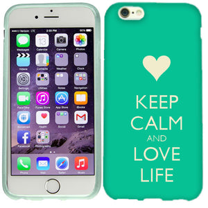 Apple iPhone 6s Love Life Case Cover