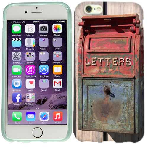 Apple iPhone 6s Plus Mail Box Case Cover