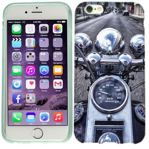 Apple iPhone 6s Plus Motorcycle Case Cover