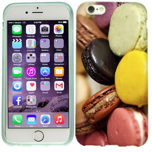 Apple iPhone 6s Macaroons Case Cover