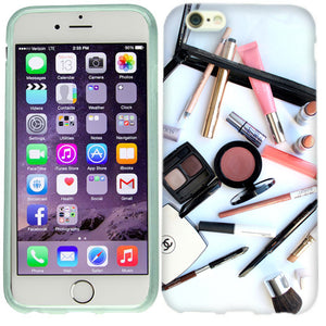 Apple iPhone 6s Plus Makeup Stash Case Cover