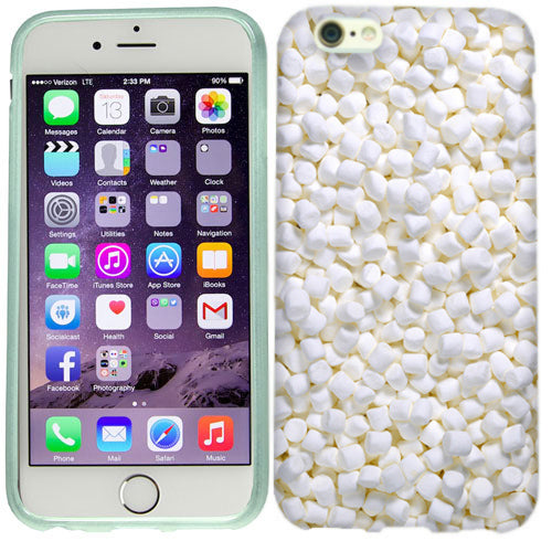 Apple iPhone 6s Marshmallow Case Cover