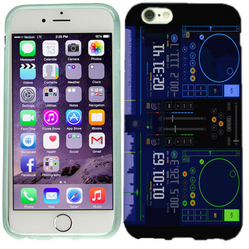 Apple iPhone 6s Mixers Case Cover