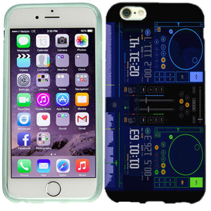 Apple iPhone 6s Plus Mixers Case Cover