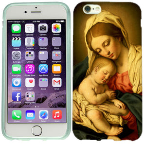 Apple iPhone 6s Plus Mother & Son Case Cover