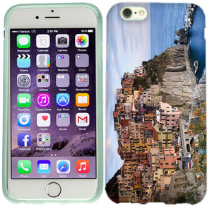 Apple iPhone 6s Plus Ocean Village Case Cover