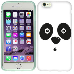 Apple iPhone 6s Plus Panda Face Case Cover