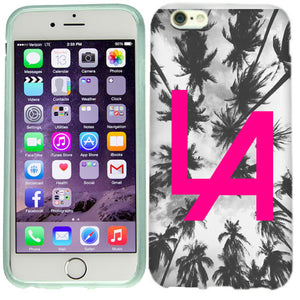 Apple iPhone 6s Plus Pink LA Case Cover