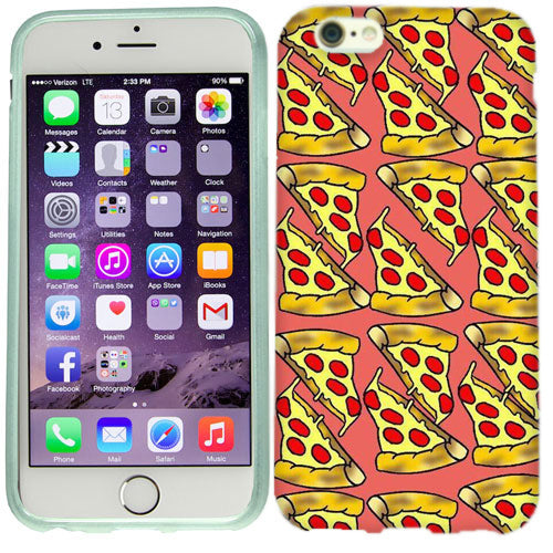 Apple iPhone 6s Pizza Case Cover