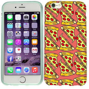 Apple iPhone 6s Plus Pizza Case Cover