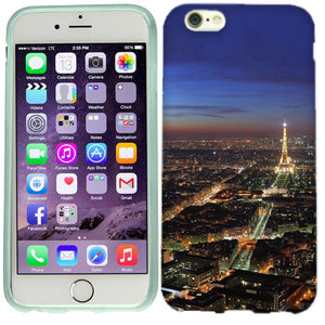 Apple iPhone 6s Plus Paris City Case Cover