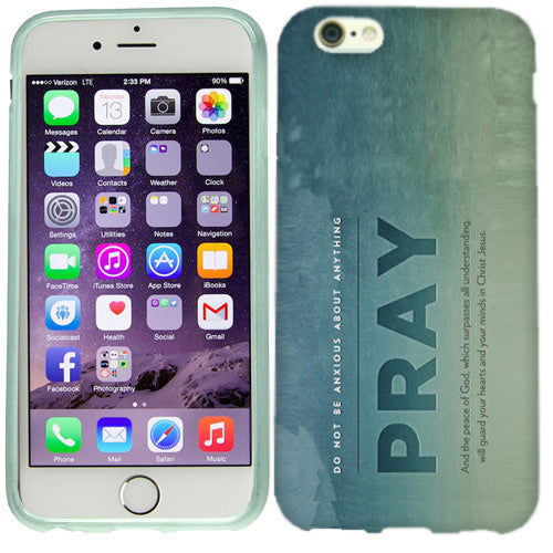 Apple iPhone 6s Pray Case Cover