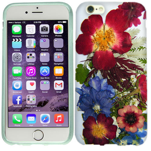 Apple iPhone 6s Pressed Blossoms Case Cover