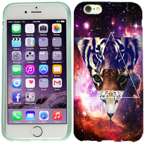 Apple iPhone 6s Plus Safari Galaxy Case Cover