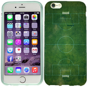 Apple iPhone 6s Plus Soccer Field Case Cover