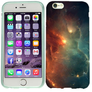 Apple iPhone 6s Plus Space Nebula Case Cover