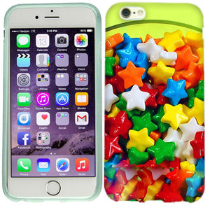 Apple iPhone 6s Plus Star Candy Case Cover