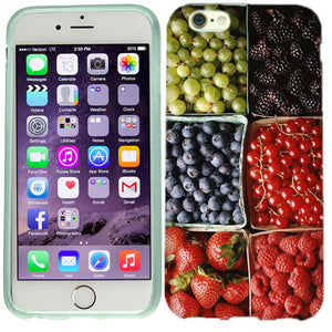 Apple iPhone 6s Plus Sweet Berries Case Cover