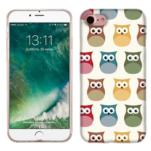Apple iPhone 7 Sweet Owls Phone Cases