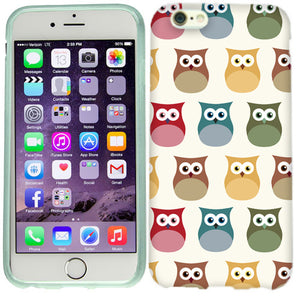 Apple iPhone 6s Plus Sweet Owls Case Cover