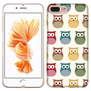 Apple iPhone 7 PLUS Sweet Owls Phone Cases