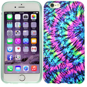 Apple iPhone 6s Tie Dye Case Cover