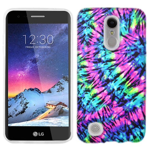 LG Risio 3 Tie Dye Phone Cases