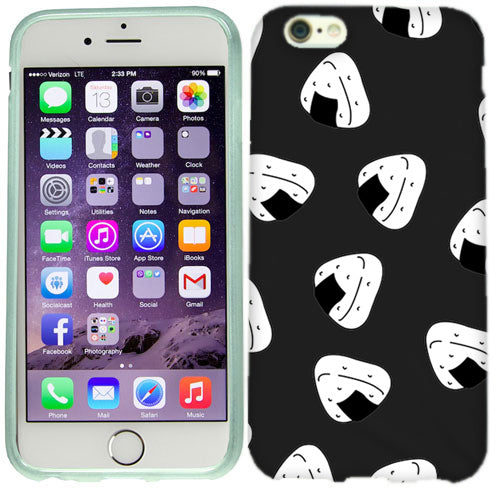 Apple iPhone 6s Triangle Sushi Case Cover