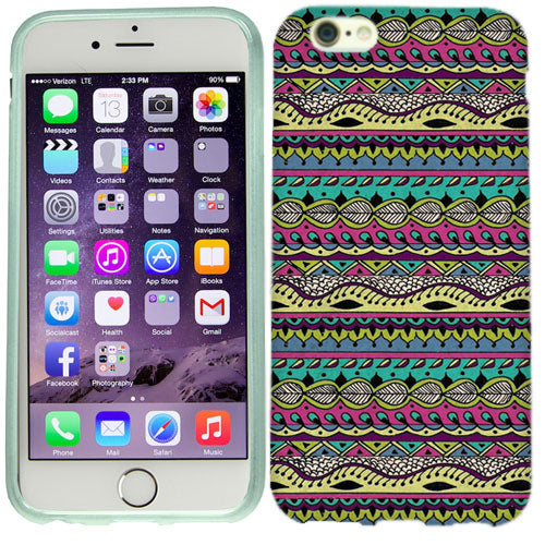 Apple iPhone 6s Plus Tribal Case Cover