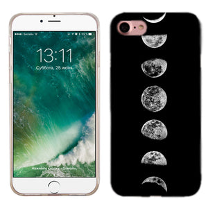 Apple iPhone 7 Transition Moon Phone Cases