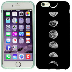 Apple iPhone 6s Plus Transition Moon Case Cover