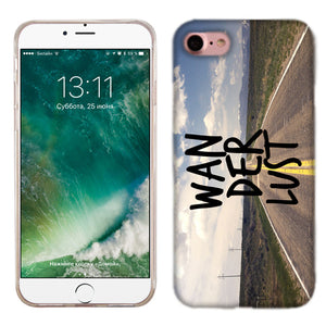 Apple iPhone 7 Wanderlust Phone Cases