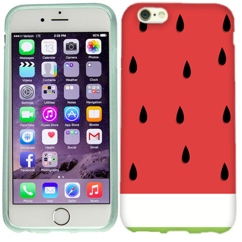 Apple iPhone 6s Plus Watermelon Case Cover