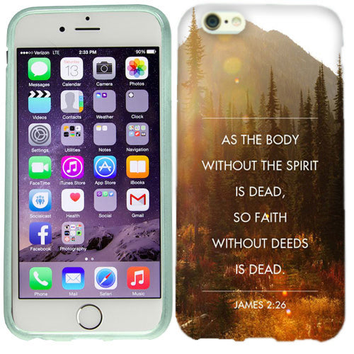 Apple iPhone 6s Without Deeds Case Cover
