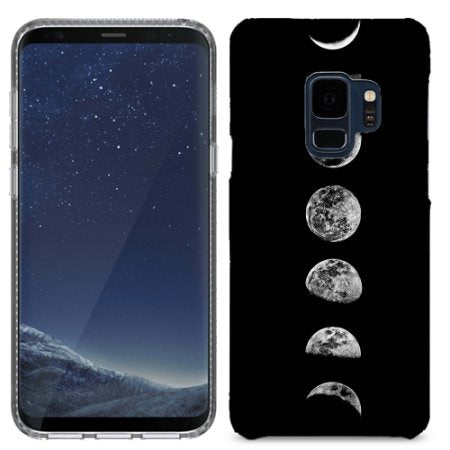 Samsung Galaxy S9 Transition Moon Phone Cases