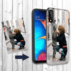 Personalized Samsung Galaxy A10E Case Custom Photo Image Phone Customize Your Own Phone Cover