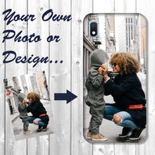 Load image into Gallery viewer, Personalized Samsung Galaxy A10E Case Custom Photo Image Phone Customize Your Own Phone Cover