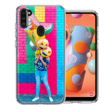 Load image into Gallery viewer, Personalized Samsung Galaxy A11 Case Custom Photo Image Phone Customize Your Own Phone Cover