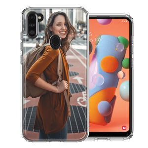 Personalized Samsung Galaxy A11 Case Custom Photo Image Phone Customize Your Own Phone Cover