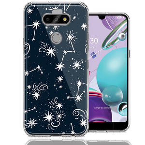 LG Aristo 5/K31/Fortune 3 Stargazing Design Double Layer Phone Case Cover