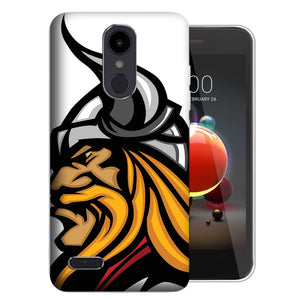 MUNDAZE LG Stylo 5 Viking Design Phone Case Cover