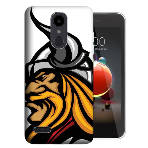 Viking Risio 3 Case - LG K8+ (2018) / Risio 3 / Tribute Dynasty - UV Printed Design Phone Cover